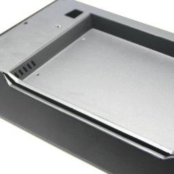 Kundenspezifischer Metallgehäuse-Edelstahl