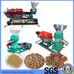自動平ら販売のための小さい餌動物食糧か供給または飼葉の粒状になる装置を停止する