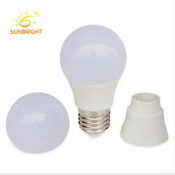 Birnen-Ersatzteile der Fabrik-Preis-Glühlampe-Unterseiten-5W 7W 9W 12W LED