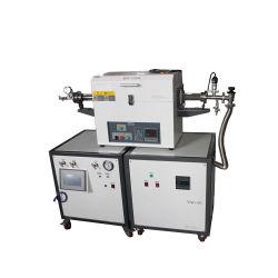 Grapheneの統合のための実験室の暖房のガスのミキサーのセル研究の水素CVDの真空管の炉