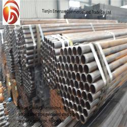 Tubo de fibra de carbono soldado Square com certificação CE