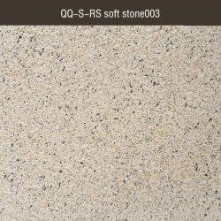 外壁の石のタイルの大理石の外壁のクラッディングのタイルの屋外の陶磁器の前部家の外壁のタイル