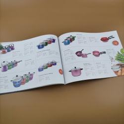 Catalogue de la qualité de l'impression Impression commerciale de la publicité de l'impression