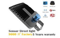 De hoge LEIDENE van de Norm 200W Verlichting van de Straat met de Sensor van de Cel van de Foto
