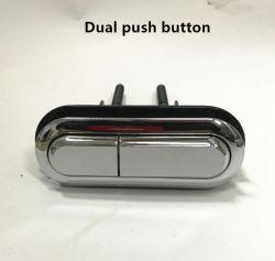 Doppeldruckknopf für Toiletten-Becken