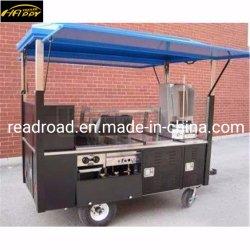 SaleのためのスリランカStreet Mobile Vending Food Cart Ice Cream Cart