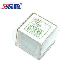 ディスポーザブルラボ顕微鏡スライド 22x22mm カバーガラス