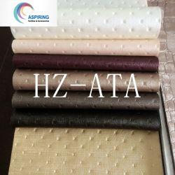 Neue Produkte PU-Leder für Sofa mit gutem Service