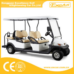 Barato 6 Pessoa Mini-golfe de patrulha Veículo Eléctrico