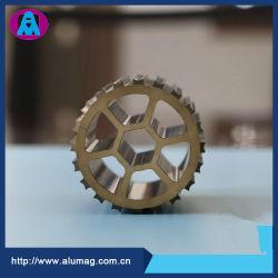 Profilo di alluminio sporto per il portello industriale del garage del portello dell'otturatore del rullo