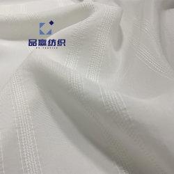 Ym9260 Listra Jacquard como seda tecido Rayon para vestir roupa