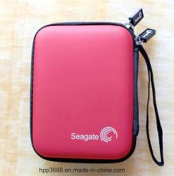 Kundenspezifischer materieller Schaumgummi-externer Festplatten-Kasten des Vierecks-HDD EVA