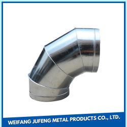 Aluminiumfolie-Luft-flexibler Leitung-Schlauch-Schalldämpfer für Klimaanlagen-Ventilations-System