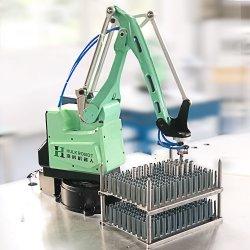 분대를 선택하고 드는 자동적인 작은 로봇 Palletizer
