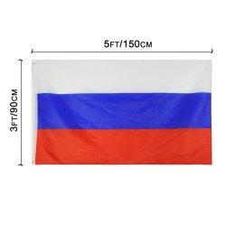 Drapeau de la publicité personnalisée Fabrique Nationale de la bannière de polyester d'impression drapeau du pays
