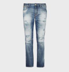 Jeans Jean Novo Projeto camisetas prensa para calças jeans de marca