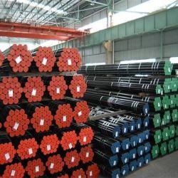Vam umkleidendes Stahlrohr-der Fertigung-API-5CT Welpen-Verbindungs-Erdöl des Spitzenerdöl-L80 Erdöl-Bohrstahl-Rohr-des Preis-6.4 Lb/FT, das nahtloser Stahl-Gefäß befestigt