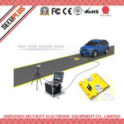 Портативный под автомобилем инспекционной системы мониторинга для контроля безопасности
