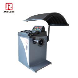 공장 출하 시 고품질 타이어 동적 밸런싱 장비 차량 휠 얼라인먼트 밸런싱 기계 휠 밸런서