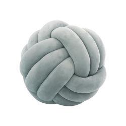 공장 우단 매듭 베개 창조적인 방석 공 소파 홈 장식 낮잠 자기 베개