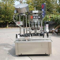 Vis de fermeture de la machine d'étanchéité automatique Capper bouteille Capping Machine