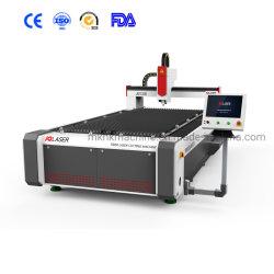 CNC-lasersnijmachine met metalen plaat en CE-certificaat