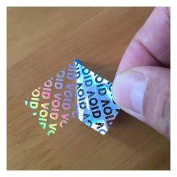 Aufkleber Mit Benutzerdefinierter Sicherheit Hologramm Anti-Fälschung