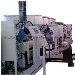 Aquecedor de água do tanque interno Anel Double-Head / costura redondos soldador, géiser Eléctrico Costura Equipamento de soldadura circunferencial*