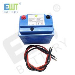 12V置換電池のパックのためのリチウム鉄の隣酸塩32700セル