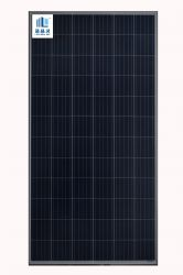 Простая сборка моно панелей солнечных батарей 380 Вт с TUV IEC Ec сертификат