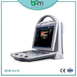 BPM-Cu10 digitaal systeem draagbare apparatuur 2D 3D menselijk veterinair USG Prijs van de scanner voor kleurendoppler voor ultrasound