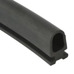 مانع تسرب الباب/حشيات المطاط الإسفنجي باللون الأسود EPDM للسيارة/الحافلة/القطار