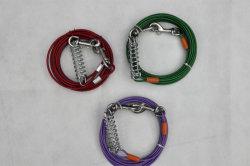 最新の設計ステンレス鋼のばねのバッファ犬の鉛のロープペット 製品( PLZW21012 )