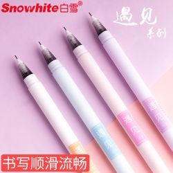 롤러 펜 잉크 펜 로고 펜 스노하이트 무료 잉크 시스템 펜