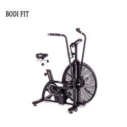 상업적인 체조 적당 기계 Crossfit 공기 자전거 운동 공기 자전거