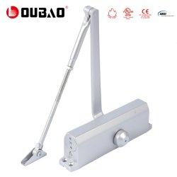 耐火性のDoor&ULのための背部小切手機能ドアクローザー(5000のシリーズ)が付いている調節可能なアルミニウム