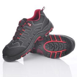 상표가 붙은 형식 우연한 남자 여자 튼튼한 스포츠 가죽 신발 안전 단화