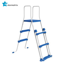 Starmatrix 912ts 91cm a 36 m de 2 pasos de la escalera de la piscina de piscinas