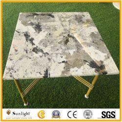Mobili popolari marmo/granito/Agata/tavolo di pietra di lusso per pranzo/tavolo da caffè