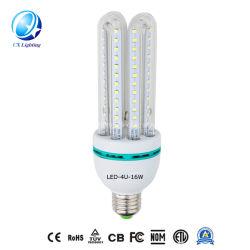 2U de alta luminosidade 3u 4u economizadora de energia em espiral Preço competitivo a poupança de energia 24W 30W 36W 2835 SMD LED de luz da lâmpada