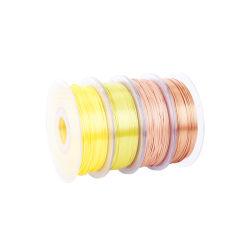 1,75 мм 1 кг PLA PRO PLA + нити накаливания шелка 3D-принтер нити