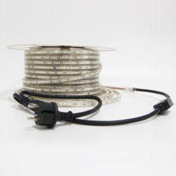 AC230V 220V EU stecken 2835 Streifen-Lichter im Freiendes baum-Dekoration-wasserdichte Cer-IP65 LED ein