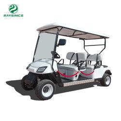 Новая модель тележки с электроприводом с возможностью горячей замены продаж электрического поля для гольфа автомобиль с четырьмя сиденьями