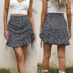 الصيف فتاة مثيرة عارضة الينمر النمر العالي النمر يلتف حول اللعوب سيدات يلبس ملابس فساتين 9027
