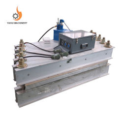 전기 가열 컨베이어 고무 벨트 스플라이싱 프레스 불카지어 불카제 비굴화 기계