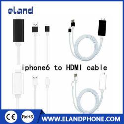 HDTV кабель для iPhone 5/6/7