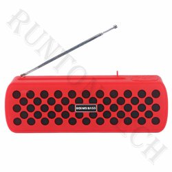 B-L10 openlucht Super Correcte Rechthoekige Draagbare Mini RadioSpreker Bluetooth