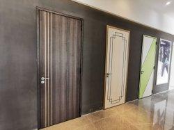 التصميم الداخلى عازل للصوت، منزل يستخدم باب مقاوم للحرارة، باب مفتوح سهل