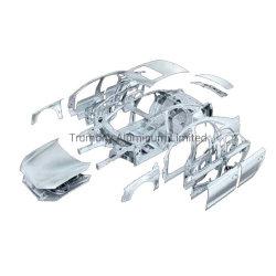 Folhas de alumínio para a indústria automóvel da estrutura da carroçaria / Peças Estruturais / Portas / Caixa da Bateria / Docorated tiras brilhantes