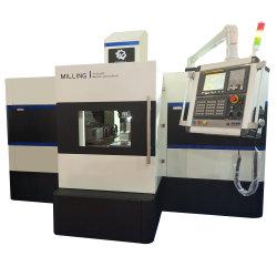 High Speed-band type CNC Duplex-freesmachine/Lothe voor klein Metaalfrezen